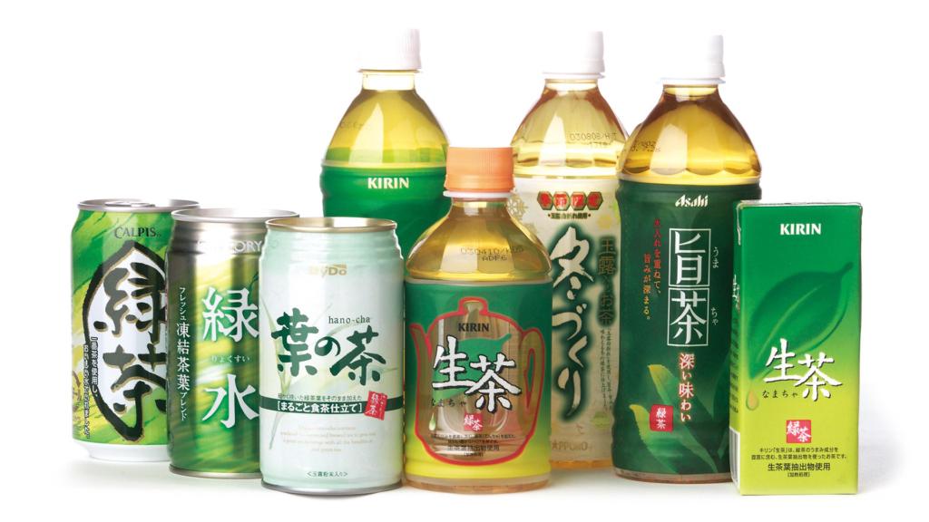 Green Tea Varieties