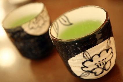 玉露は日本の煎茶として高級のものと考えて良い